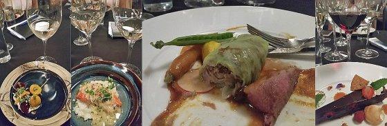 Dinner at Terra Restaurant in Kamloops