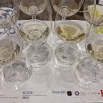 Blind tasting Chardonnay for the Soil Smackdown