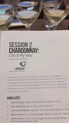 Chardonnay I do it my way seminar