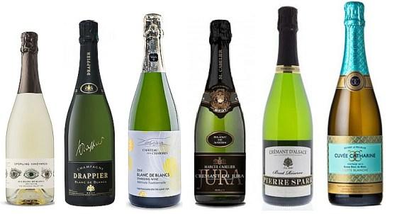 The Sugar Trials sparkling wine flight