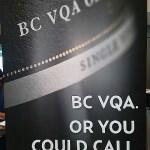 BC VQA poster
