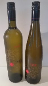 TIME Estate Winery Sauvignon Blanc and Riesling 2016