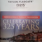 Taylor Fladgate 325th anniversary banner