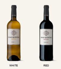 Duas Quintas White and Red wines