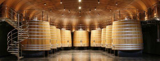 Vivanco winery entrance