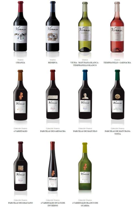 Vivanco wines