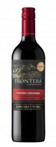 CONCHA Y TORO FRONTERA CABERNET SAUVIGNON