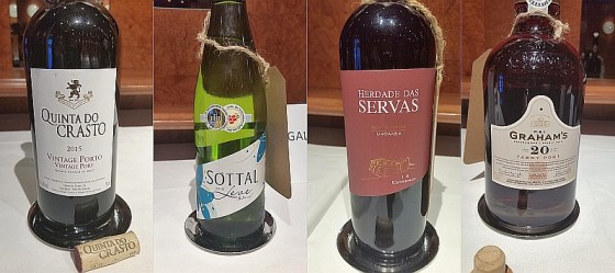 Two Ports a White and Red Wine from Portugal to try at VanWineFest 2018