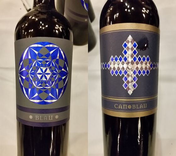 Cellers Blau Carinena - Syrah - Garnacha and Cellers Can Blau Carinena - Syrah- Garnacha wines