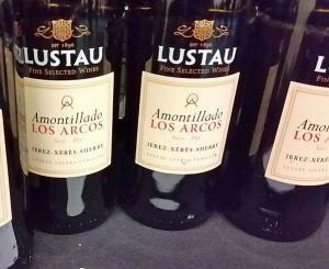 Lustau Amontillado Los Arcos