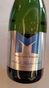 Meyer Family Vineyards Methode Traditionnelle Sparkling Extra Brut NV