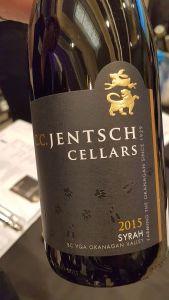 C.C. Jentsch Cellars Syrah 2015