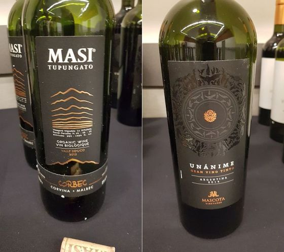 Masi Corbec and Mascota Vineyards Unanime