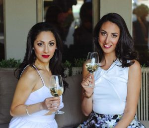 Marisa and Jessica from Amo Vino Distributors
