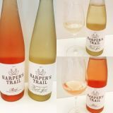 Harper's Trail Pinot Gris and Rose wines