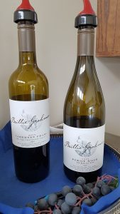 Baillie-Grohman Pinot Noir Terraces and Cabernet Franc 2015