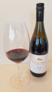 Gold Hill Syrah 2014