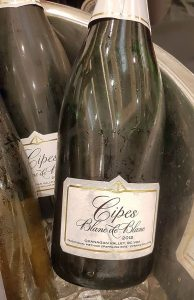 Summerhill Pyramid Winery Cipes Blanc de Blanc 2012