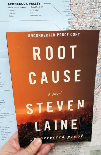 Root Cause by Steven Laine