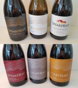 5 Spearhead Pinot Noirs and a Chardonnay to taste