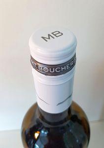 Mt. Boucherie wine bottle capsule
