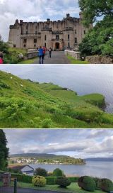 Sites along the 3 Day Isle of Skye tour
