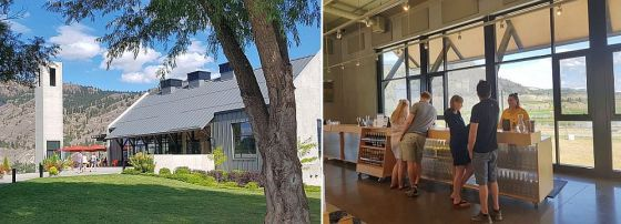 Monte Creek Ranch Winery and Tasting Room in Kamloops