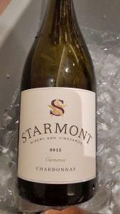 StarmontCarneros Chardonnay 2015