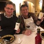 Joshua Carlson & Jean-Luc Colombo _ Provence Marinaside Wine