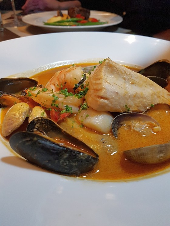 Bouillabaisse at Provence Marinaside
