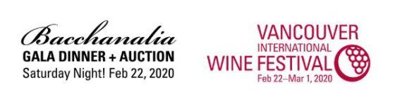 Bacchanalia Gala Dinner and Auction at VanWineFest 2020