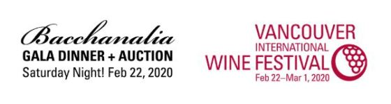 Bacchanalia Gala Dinner and Auction at VanWineFest 2020