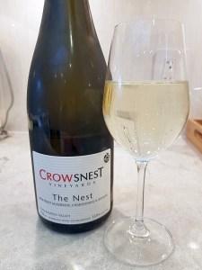 Crowsnest Vineyards The Nest 2018