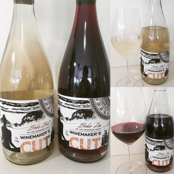 Winemaker's CUT BOHO Beat and Zen wines