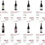 BC Liquor stores wines on sale June 2020