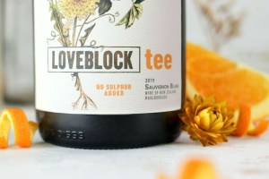 Loveblock Tee Marlborough Sauvignon Blanc 2019