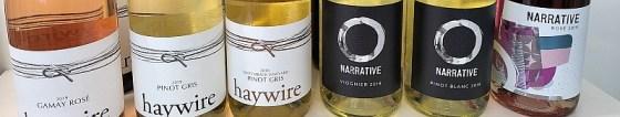 haywire wines wedge