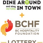 BCHF Dine Around and Stay in Town Victoria Lottery