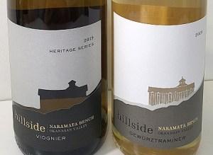 Hillside Winery's New Label Designs