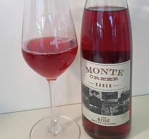 Monte Creek Ranch Rosé 2019