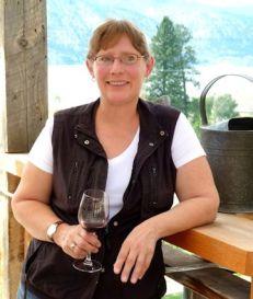 Kathy Malone winemaker (Image courtesy WinesofCanada.com)