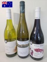 Yalumba and Pewsey Vale wines from Australia