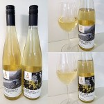 Seaside Pearl Estate Petite Milo 2019 and Matsqui Prairie Gewurztraminer 2018