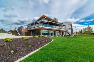 Mt. Boucherie Estate Winery Wine Experience Centre