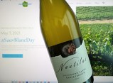 Nautilus Sauvignon Blanc on International Sauvignon Blanc Day