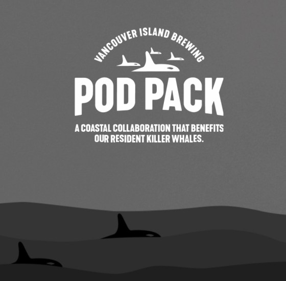 Vancouver Island Brewing Pod Pack