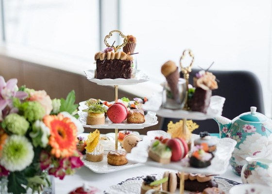 Five Sails High Tea for Father's Day and Beyond