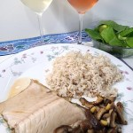 Modest Wines Paired with a Japanese-Style Sablefish Dish