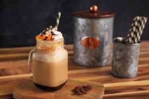 MAPLE-CHOCOLATE FRAPPE