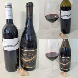 Mt. Boucherie Estate Winery Merlot 2018 and Reserve Syrah 2018